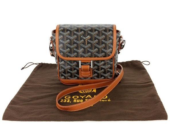 Goyard crossbody purse