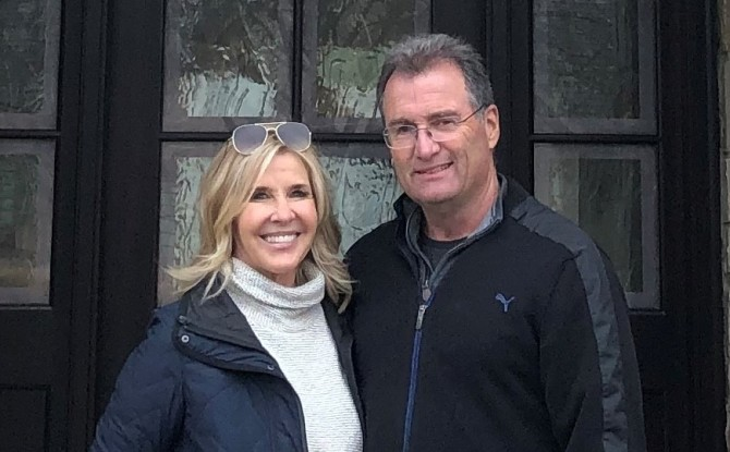 'Be The Light' Honoree Profile: David and Nancy Huber