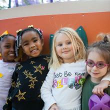 Now Enrolling: Preschool for All!