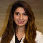 Aisha Kassim smiling